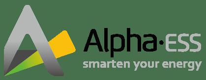 alpha ess solar logo