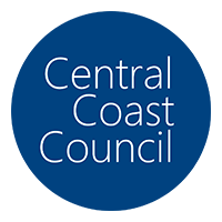 Central Coast Council logo